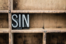 Let's Talk About Sin: What is It? Should You Hate Sin?