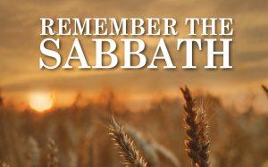 Fourth Commandment: Saturday or Sunday?