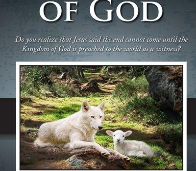 The Fantastic Gospel of the Kingdom of God!